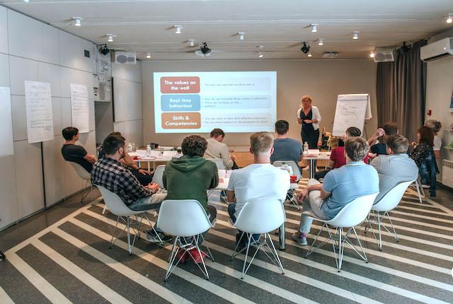workshops en intervisie